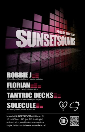 Sunset Sounds 5.8