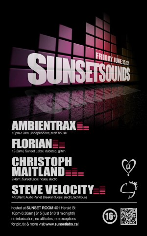 Sunset Sounds v5.9