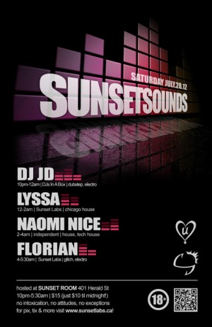 Sunset Sounds 6.1